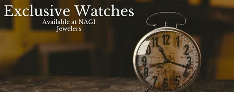 Exclusive Tag Heuer Watches Available at NAGI Jewelers