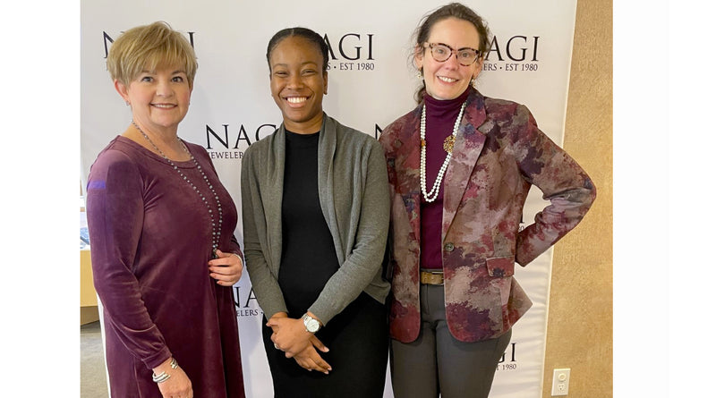 Celebrating the Women of NAGI Jewelers