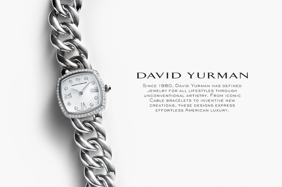 david yurman watches steel and diamond albion shop in stamford connecticut