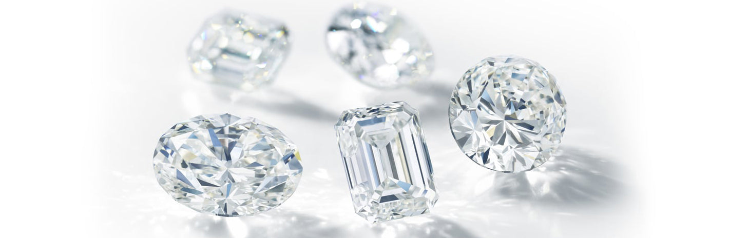 April Birthstone Diamonds