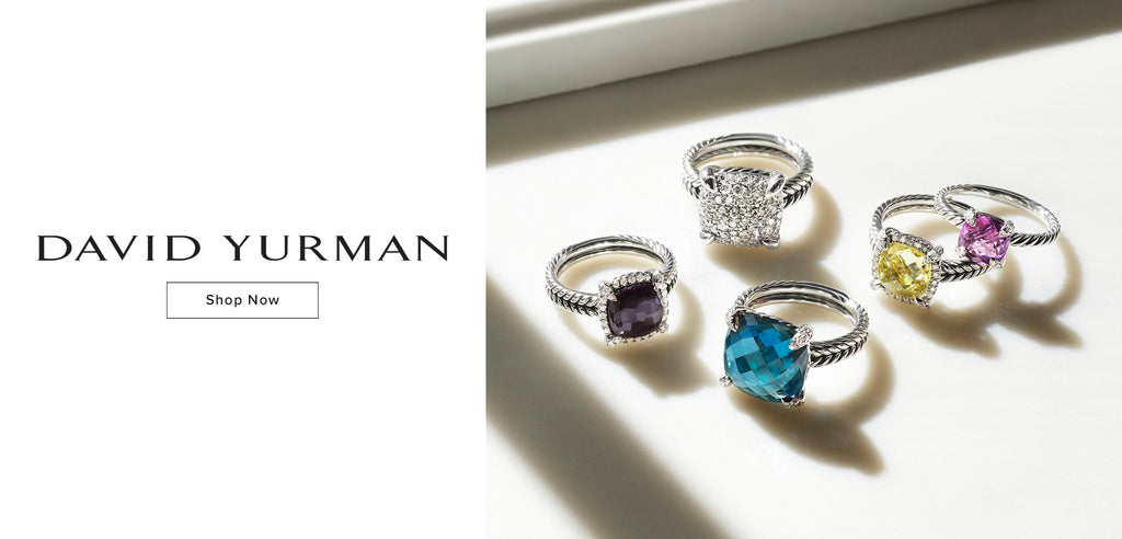 David Yurman Color Rings Stamford Connecticut