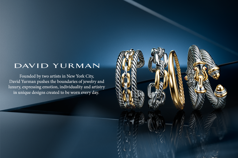 david yurman authorized dearler retailer jeweler connecticut