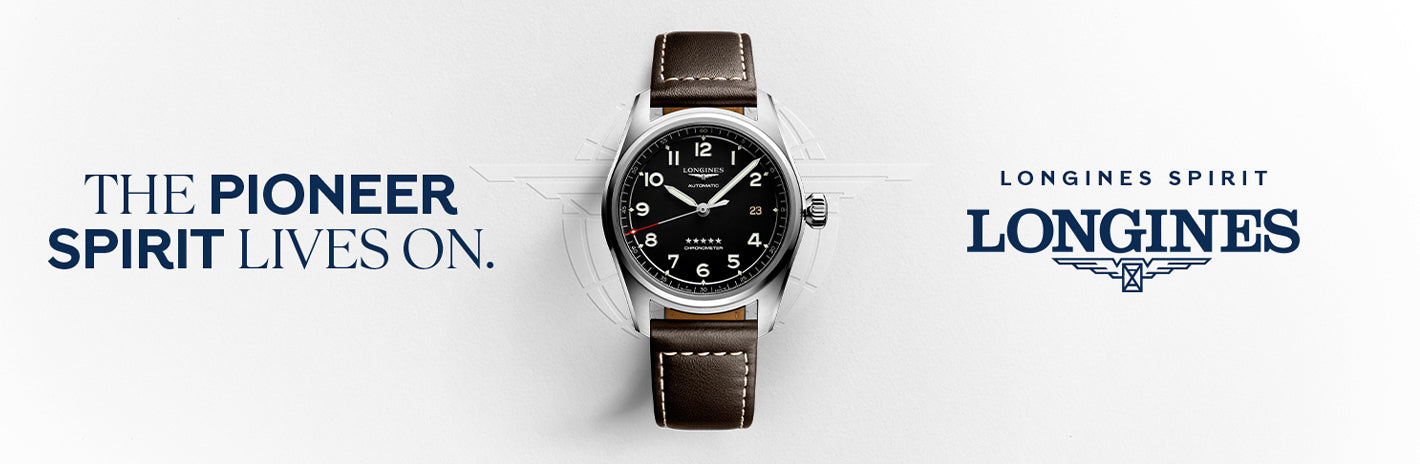 Longines spirit watch 2020 stamford connecticut authorized dealer