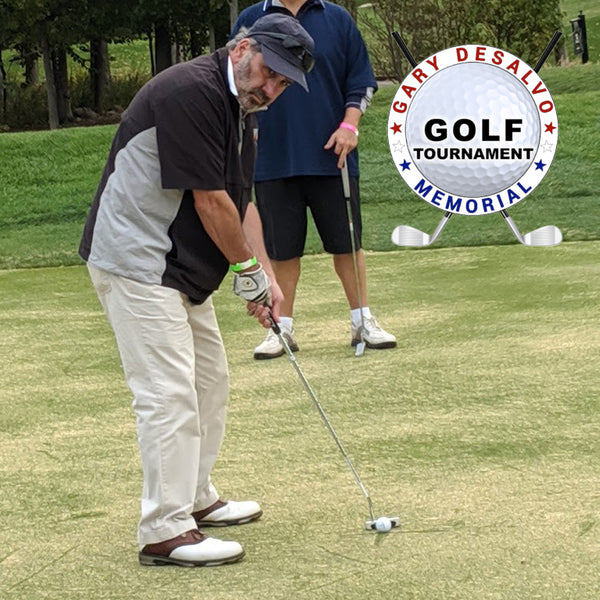 nagi golfing at gary desalvo memorial