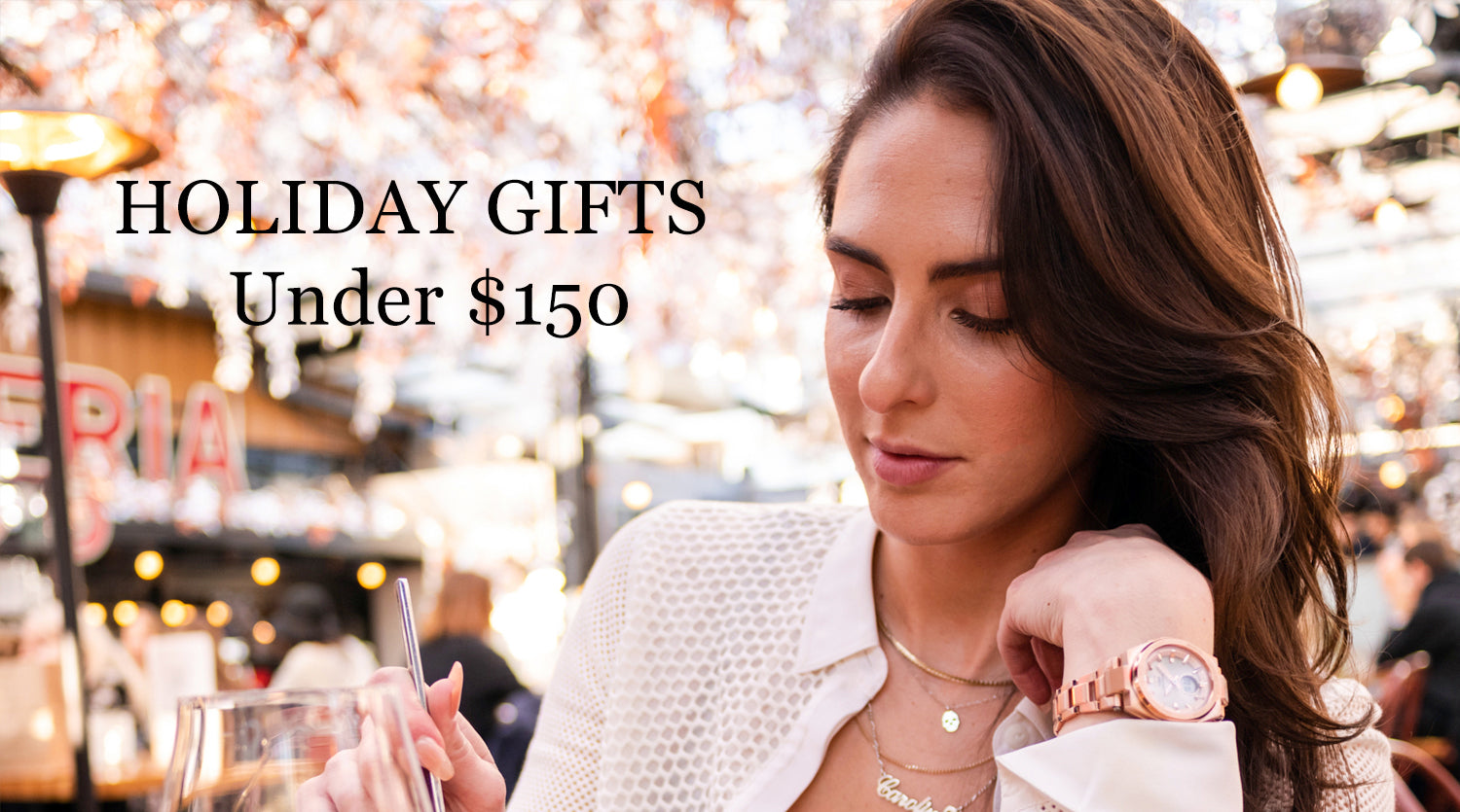 holiday gifts under $150