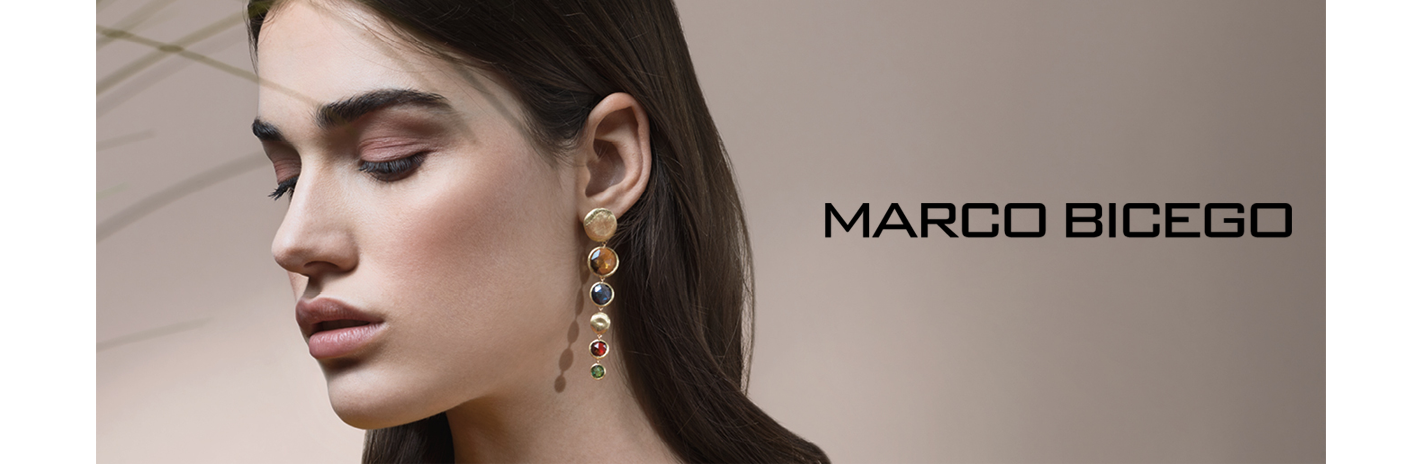 marco bicego model banner earrings