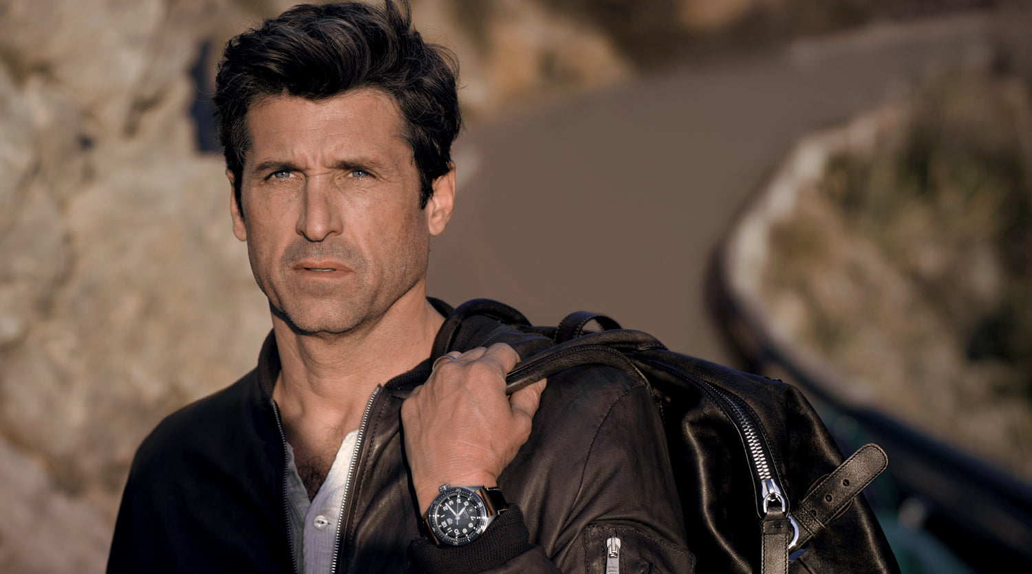 patrick dempsey tag heuer mens watches