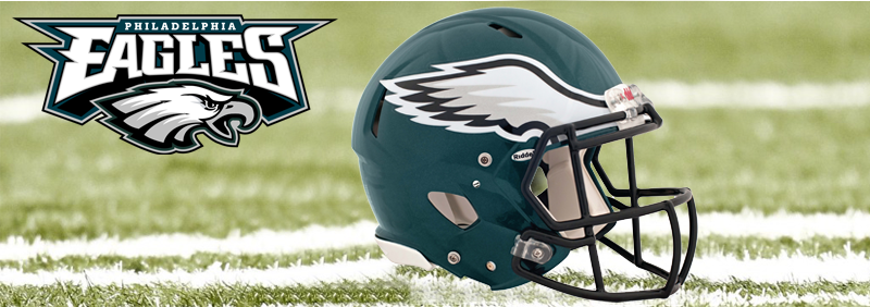 philly eagles helmet