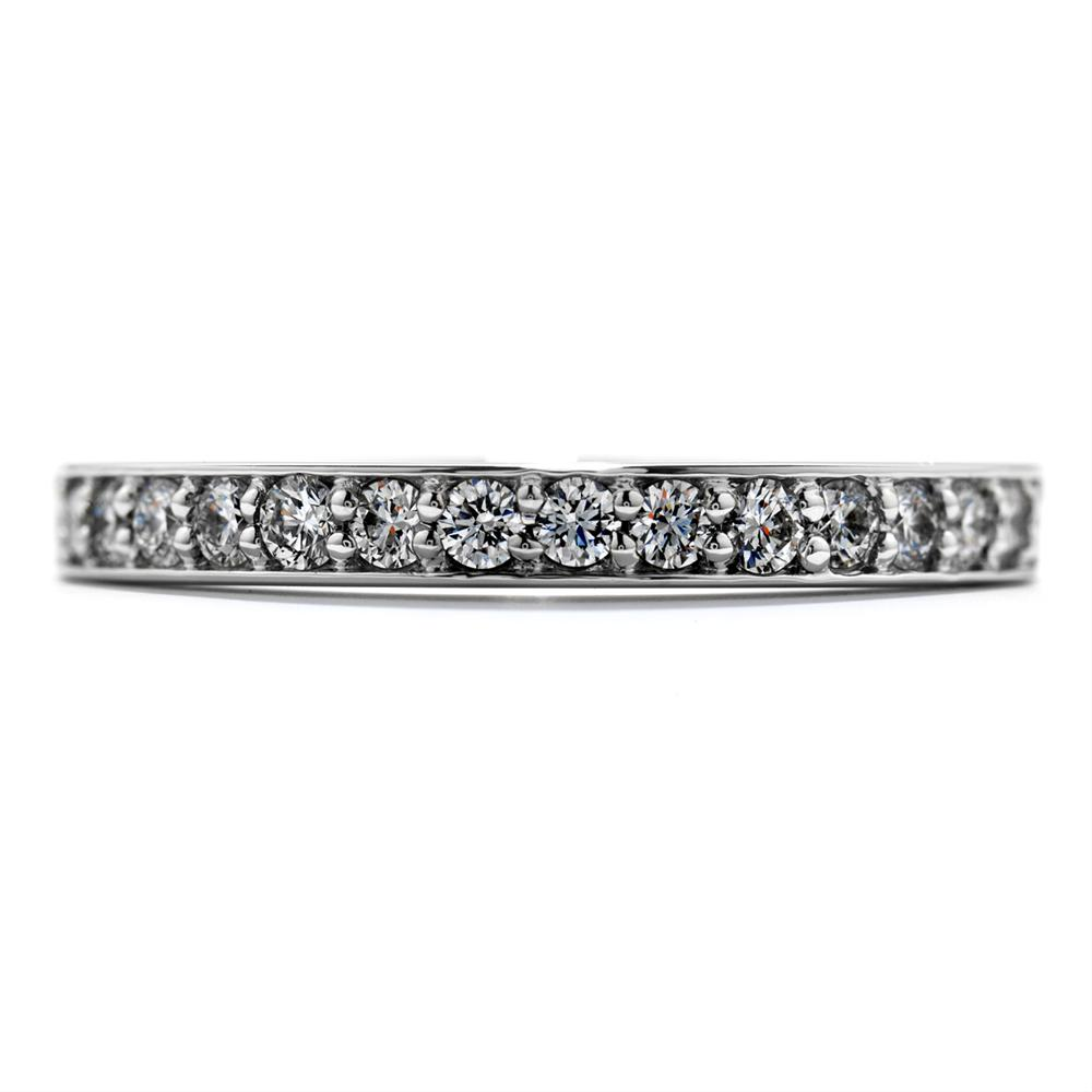 Hearts on Fire Truly Bridal Diamond Wedding Band .40ctw
