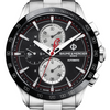 Baume & Mercier 44MM Limited Edition Clifton Indian Stainless Steel Self-Winding Chronograph Watch M0A10403