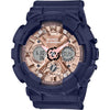 Casio G-Shock  GMAS120MF-2A2 Purple Pink Metallic Womens Watch S Series