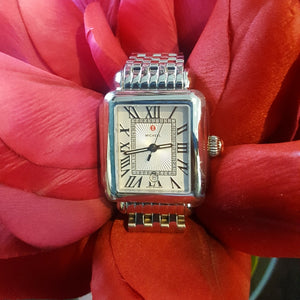 michele deco madison diamond dial watch stamford