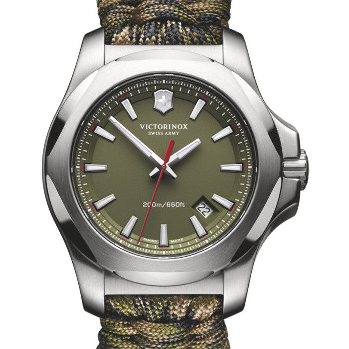 Swiss Army Green INOX