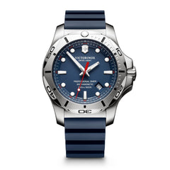 Victorinox Swiss Army Professional Diver I.N.O.X. 45MM Blue Dial Watch 241734