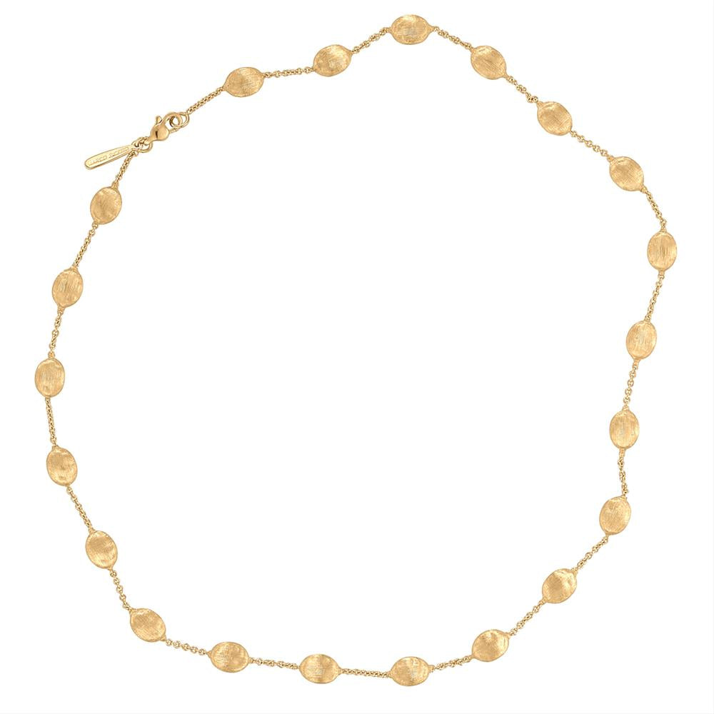 Marco Bicego Siviglia 18K Yellow Gold Necklace 36""