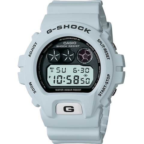 Casio G-Shock Classic Tough Grey Men's  Digital Watch DW6900FS-8