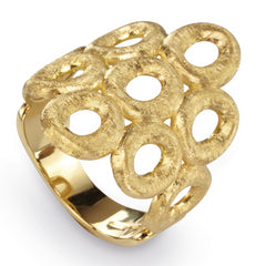 Marco Bicego Siviglia Yellow Gold Right Hand Ring AB543