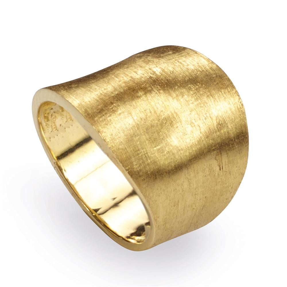 Marco Bicego Lunaria 18K Yellow Gold Ring AB551 Y