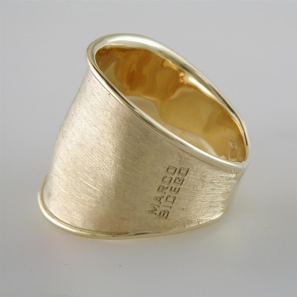 Marco Bicego Lunaria 18K Yellow Gold Ring AB551