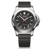 Victorinox Swiss Army 43MM I.N.O.X. Black Dial Watch 241682.1