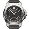 I.N.O.X. black dial watch 241682.1