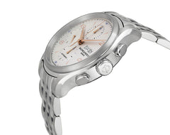 Pre-owned Baume & Mercier Clifton Automatic Chronograph Men's Watch MOA10130 43mm
