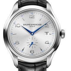 Baume & Mercier 41MM Mens Automatic Clifton Watch 10052