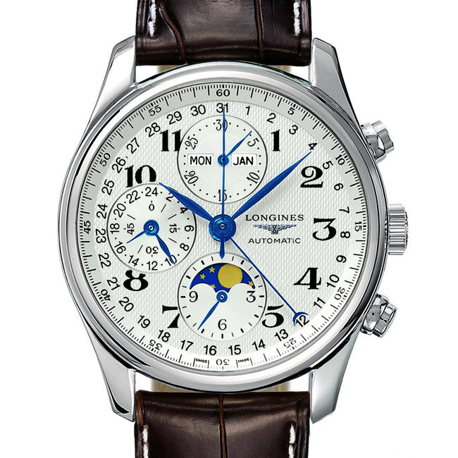 Longines Master Automatic Chronograph Moonphase L26734783
