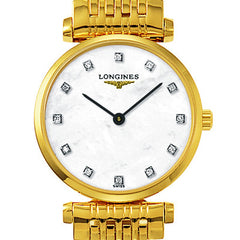 Longines La Grande Classique Quartz Mother of Pearl PVD 24MM L42092878