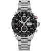 Tag Heuer Carrera 100M Calibre 16 Day-Date Automatic Chronograph 43MM CV2A1R.BA0799