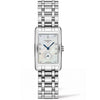 Longines DolceVita Mother of Pearl Quartz Diamond Markers Watch 23MM L55124876 nagi