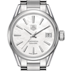Tag Heuer Calibre 9 Polished Steel Bezel Automatic Watch 28MM WAR2411.BA0776