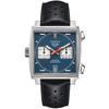 Tag Heuer Monaco Calibre 11 Automatic Chronograph Blue Dial Watch 39MM CAW211P.FC6356