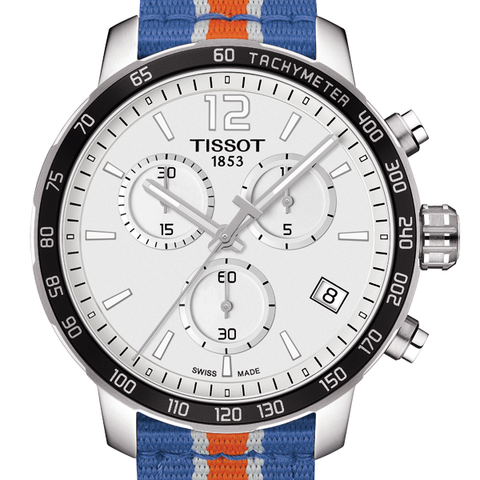 new york knicks watch by Tissot
