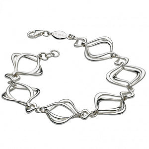 Kit Heath Sterling Silver Alice Bracelet