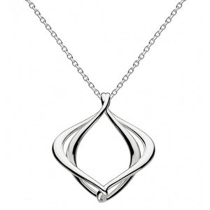 Kit Heath Sterling Silver Alice Pendant Necklace 90019HP