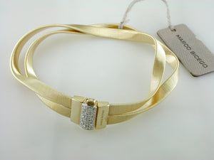Marco Bicego Marrakech Supreme Two-Strand Yellow Gold Bracelet BG724