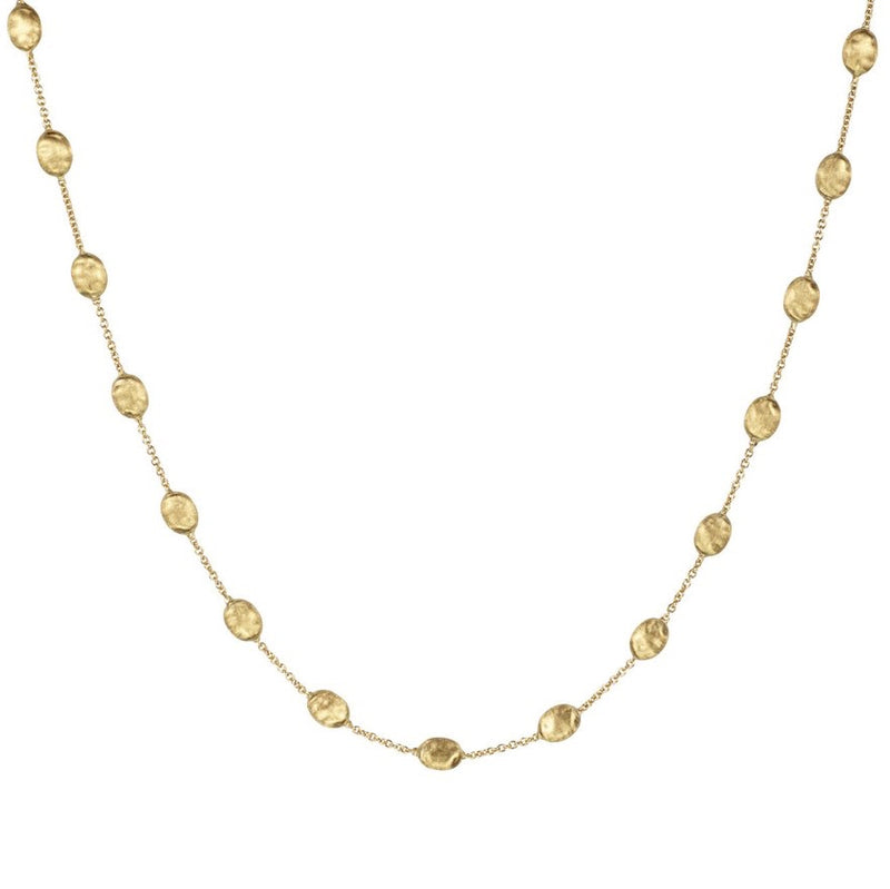 Marco Bicego necklace, Siviglia 18k Gold, 18 inches