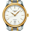 Longines Master Automatic White Dial Stainless Steel/Gold Cap 200 Watch 38MM L26285127