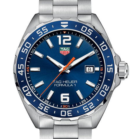 Tag Heuer 200M Formula 1 Blue Dial Quartz Watch 43MM WAZ1010.BA0842