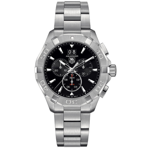 Tag Heuer Gents Aquarecer 300M Chronograph Quartz Watch 43MM CAY1110.BA0927