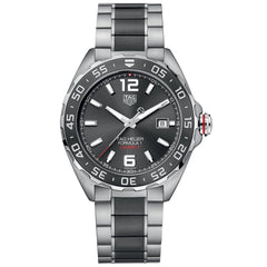Tag Heuer Formula 1 200M Automatic Calibre 5 Steel and Ceramic WAZ2011.BA0843