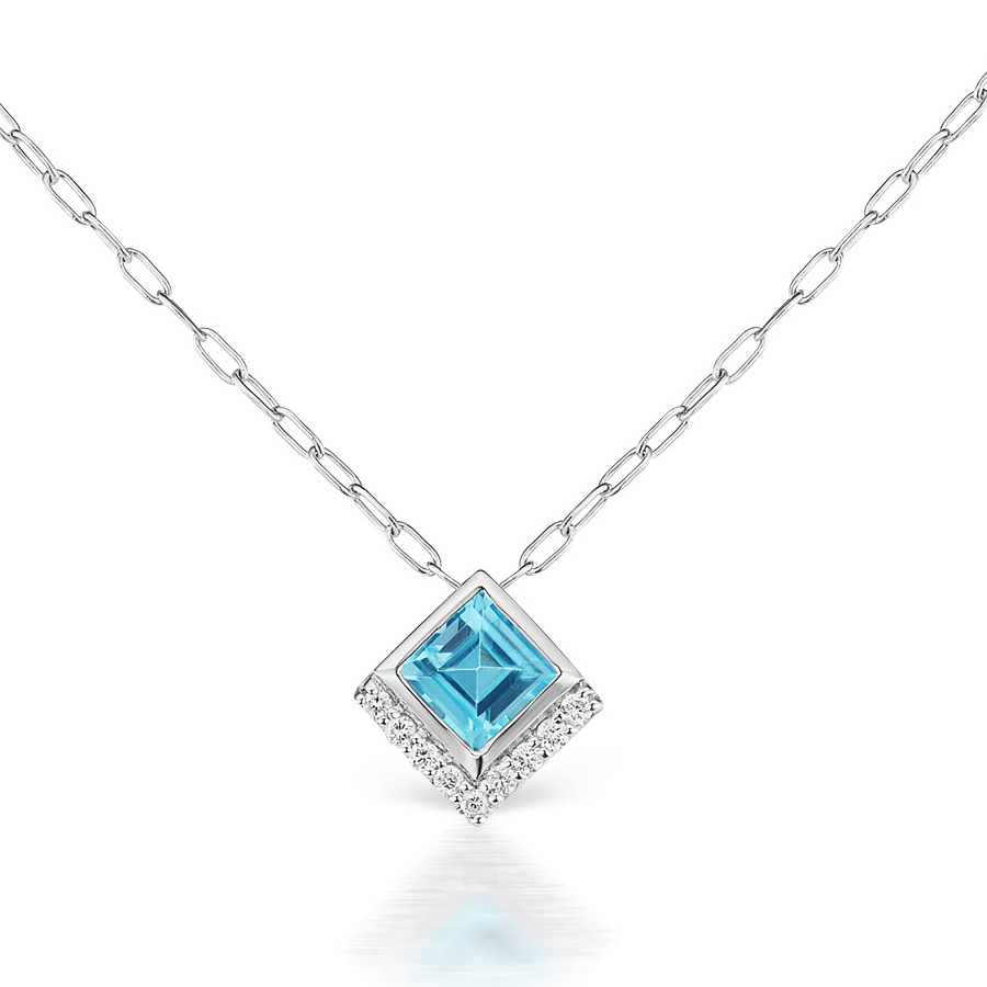 shopping collection kurtz blue necklace topaz london necklaces