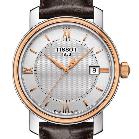 tissot mens Bridgeport watch T0974102603800 stamford