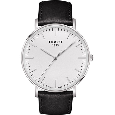 Tissot Big Everytime Quartz Silver Dial 42MM Watch T1096101603100