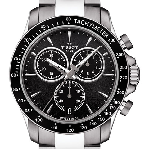 nagi jewelers tissot men's chronograph quartz watch