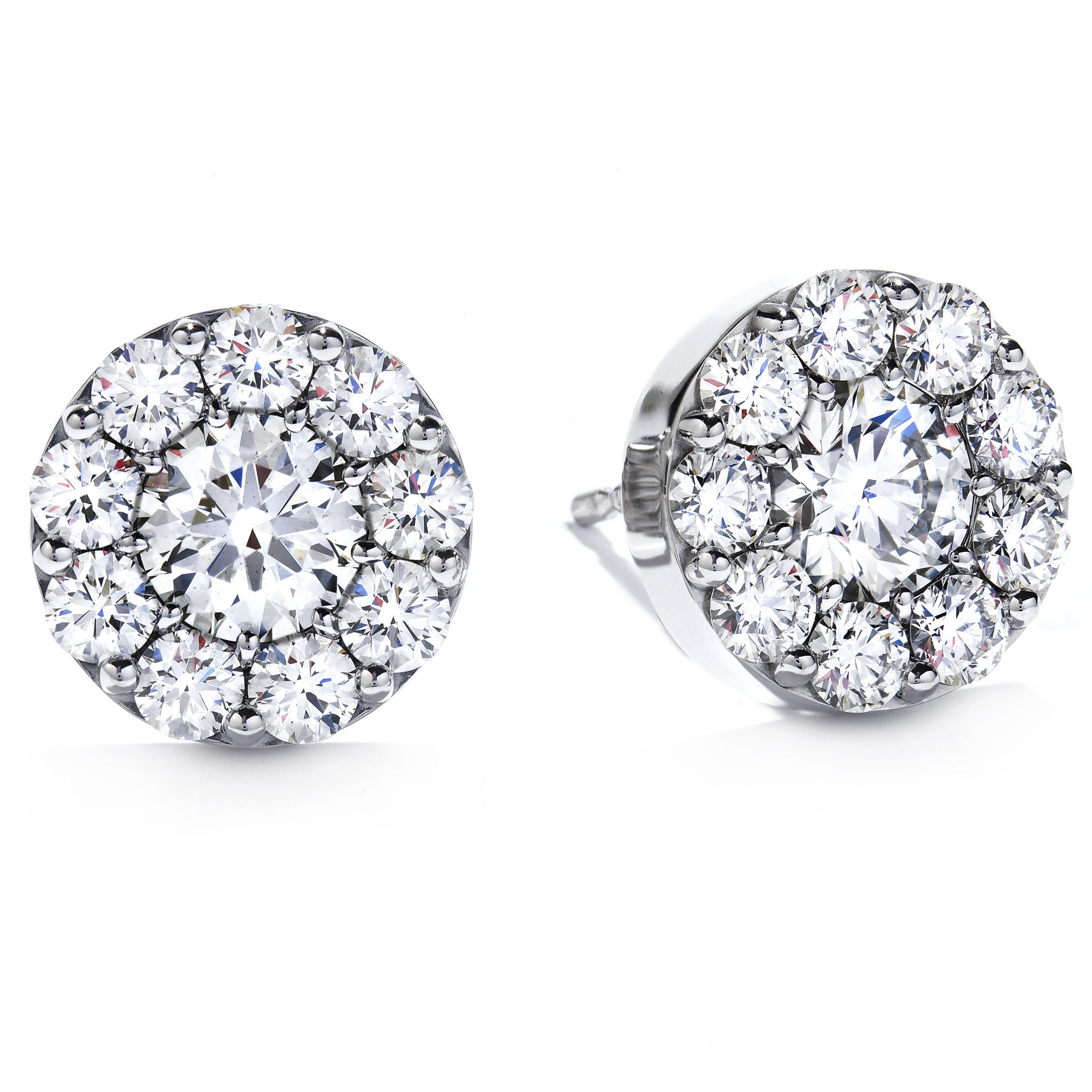 small fulfillment stud earrings with diamonds by hearts on fire