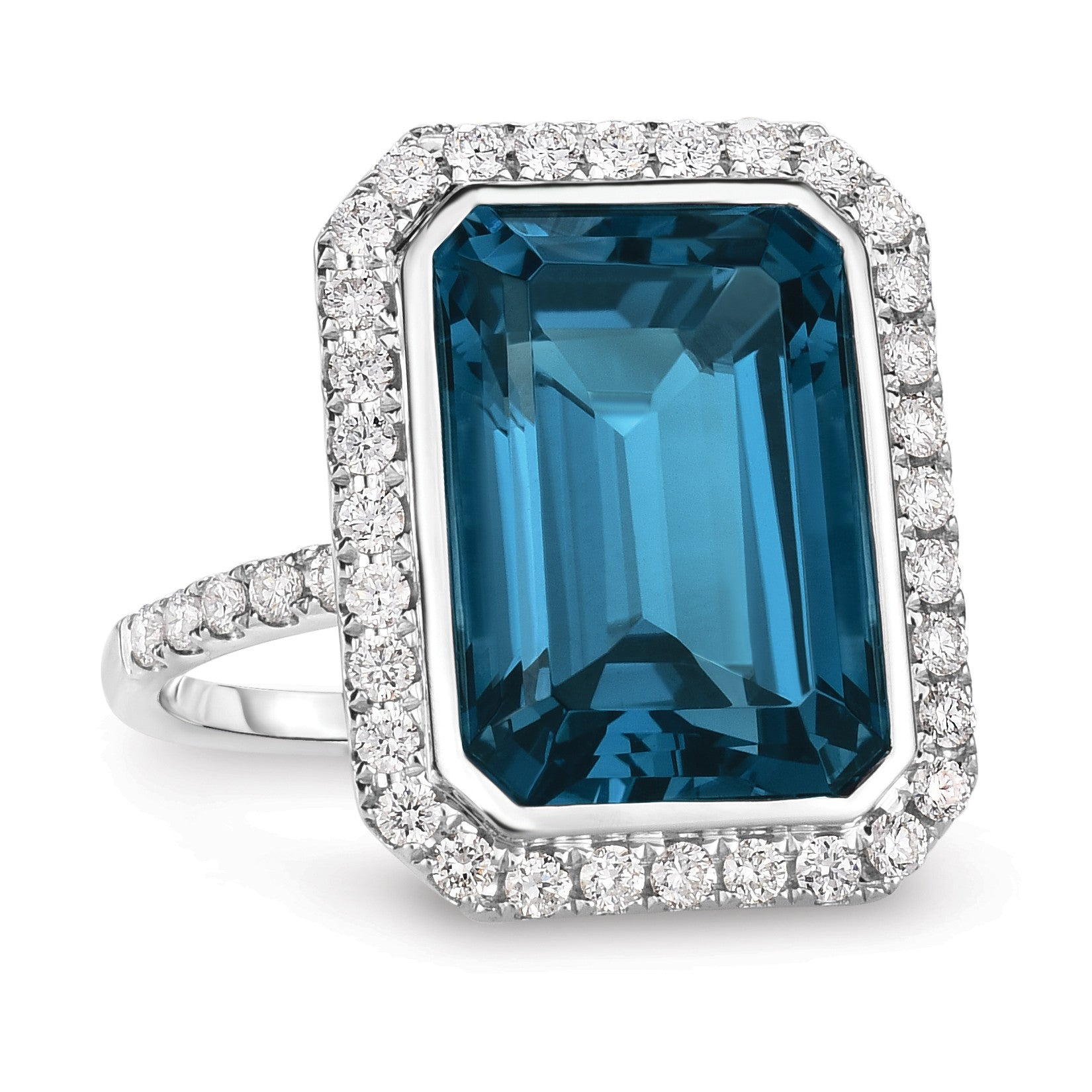 jewels royal product by tashne topaz gold and diamond white ring ladies blue