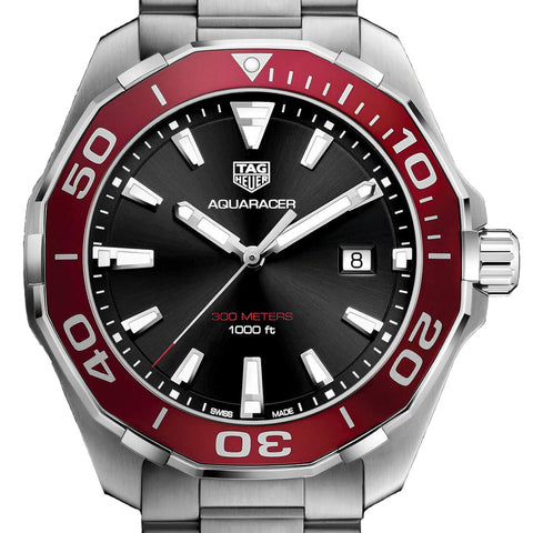 tag heuer 43mm aquaracer quartz womens watch