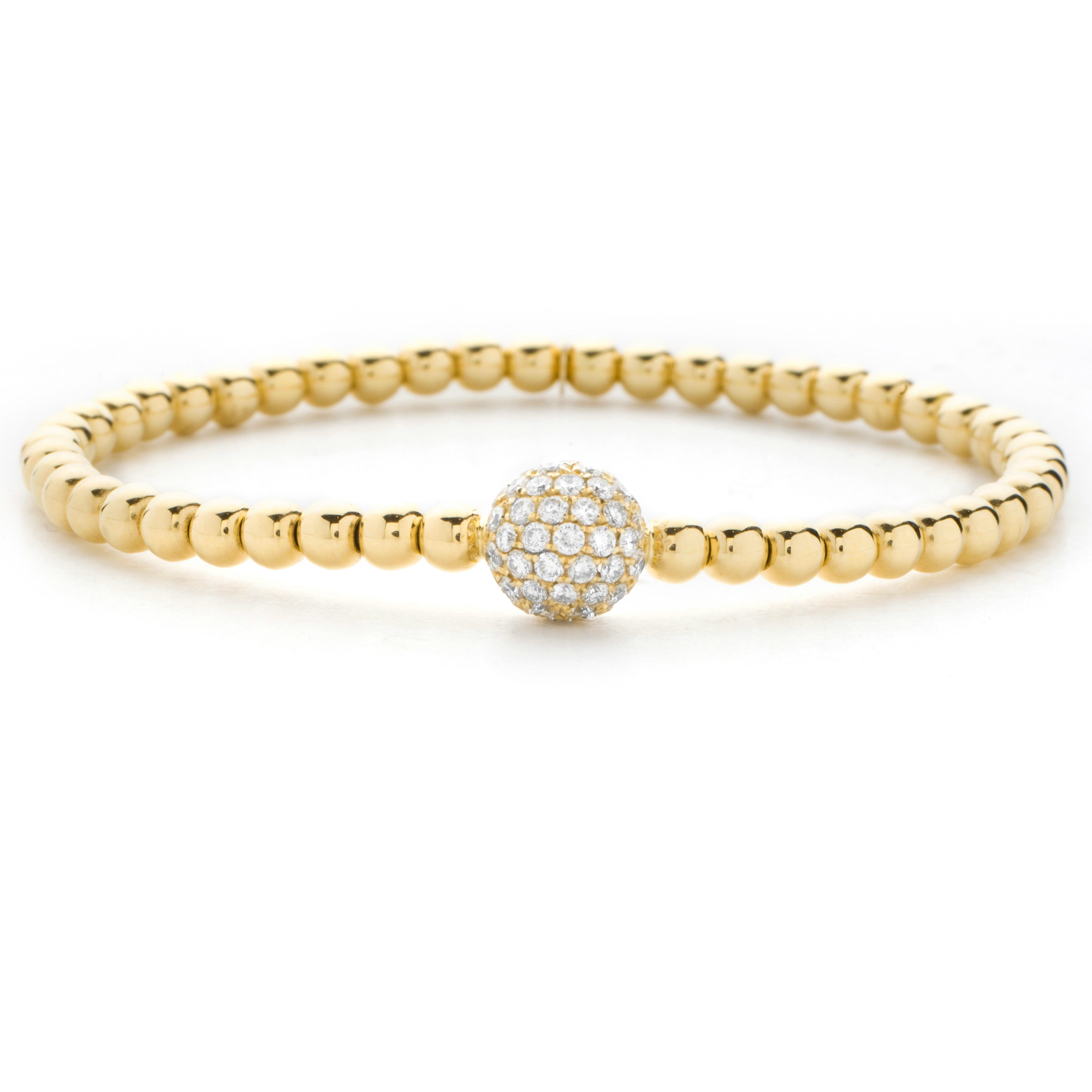 diamond white jewelry pave bracelet gold bangles odelia bangle